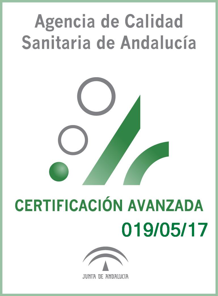 Certificado Ginecología y Obstetricia