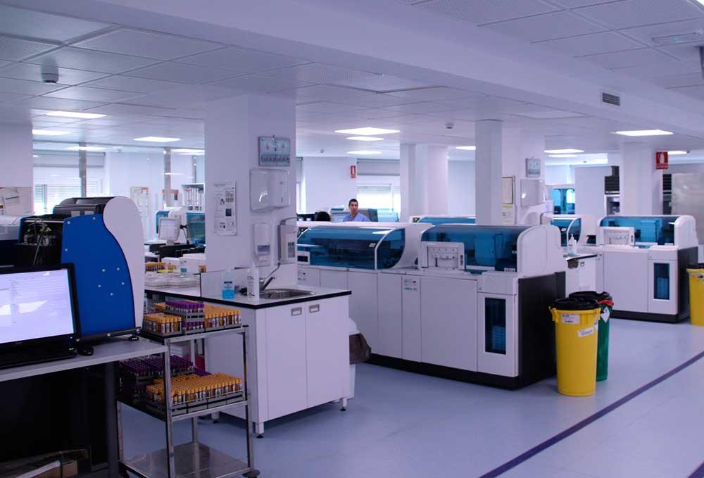 Laboratorio HUVM