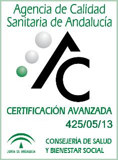 certificado agencia de calidad sanitaria