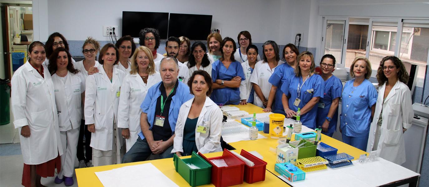Unidad Hematología Hospital Macarena
