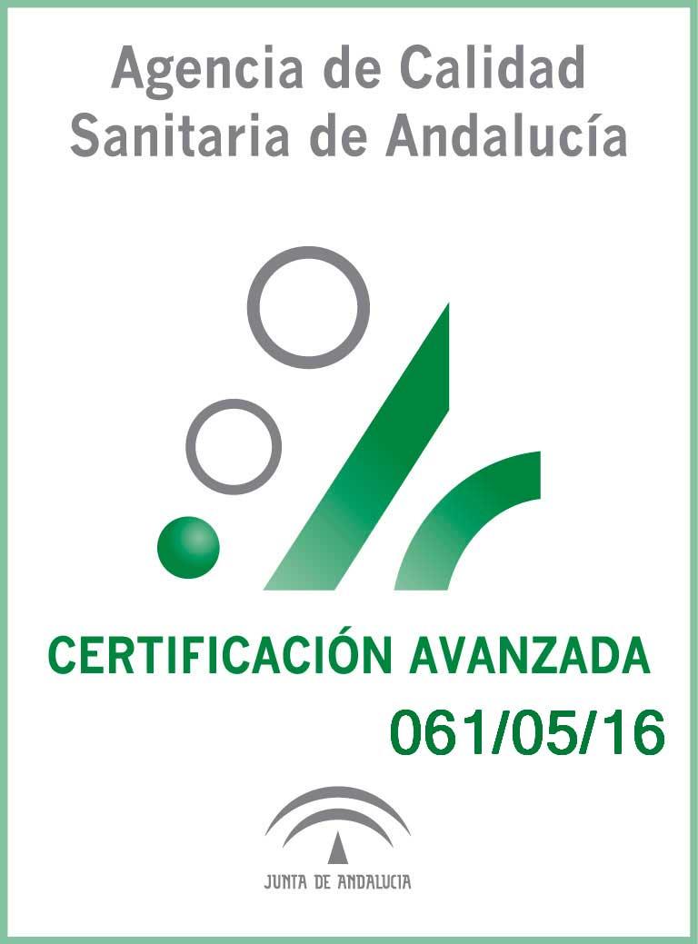 Certificado Urología