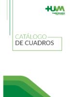 Catálogo Cuadros HUVM