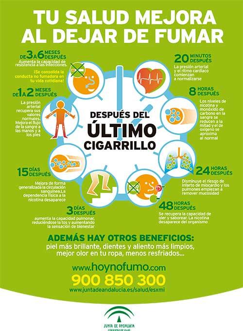 cartel tu salud mejora