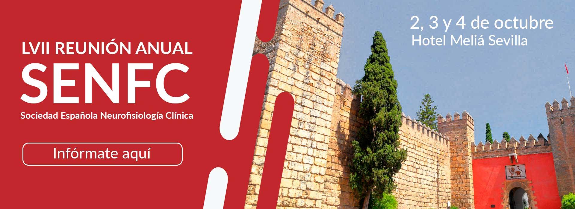 LVII Reunión Anual de la Sociedad Española de Neurofisiología Clínica