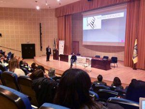 director Personal Hospital Virgen Macarena en el IV Congreso de Mediación