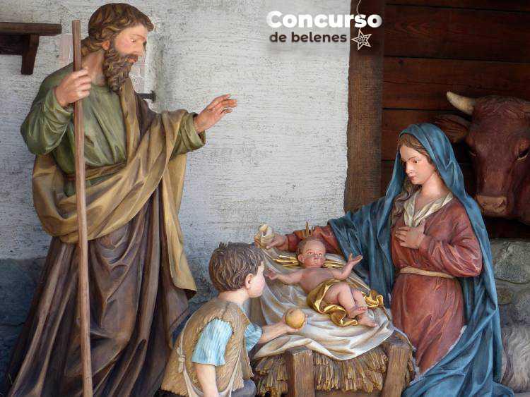 PRIMER CONCURSO DE BELENES HOSPITAL MACARENA