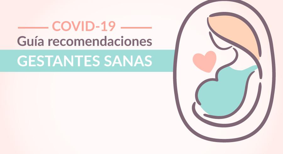 Guía embarazas COVID-19 Hospital Macarena