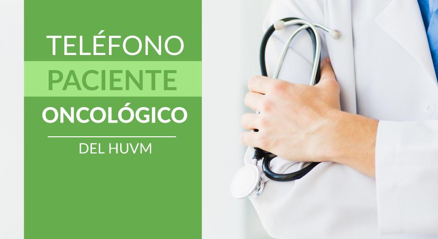 Teléfono Pacientes Oncología