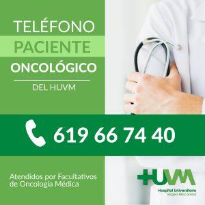 Atención Oncología
