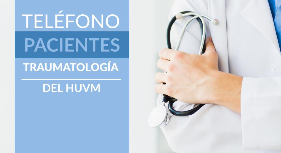 Atención-Traumatología HUVM