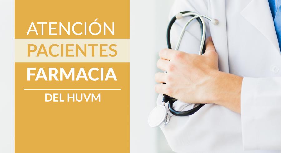 Atención al Paciente Farmacia del Hospital Macarena