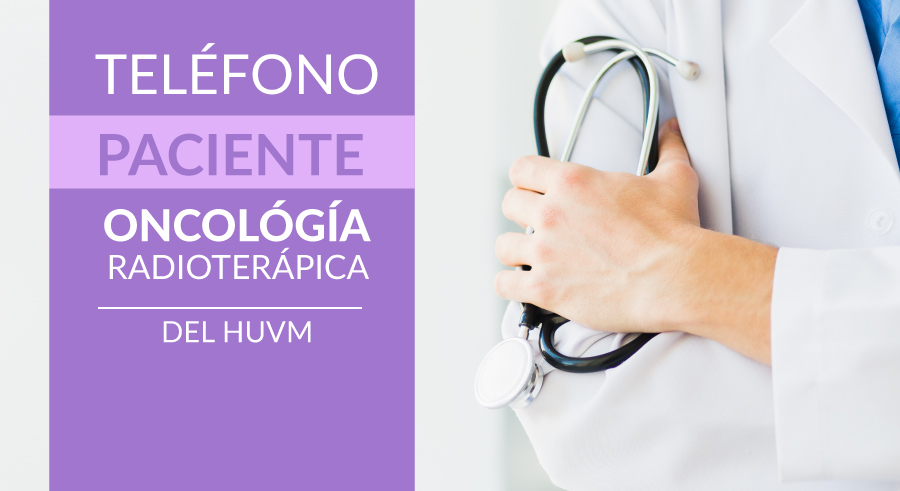 Oncología Radioterápica HUVM - Vías de Atención al Paciente