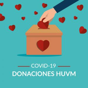 Donaciones Hospital Macarena COVID-19