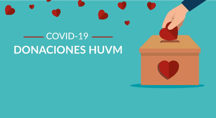 Donación de material COVID-19 Hospital Macarena
