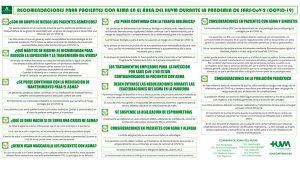 Recomendaciones pacientes con asma HUVM COVID-19