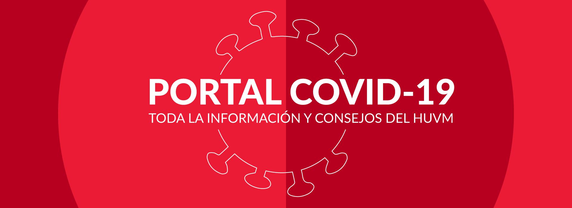 Portal COVID-19 HUVM