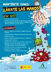 Cartel 2020 Día Higiene de manos