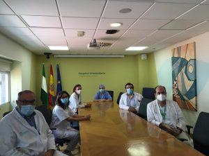 miembros de la comisión de asma