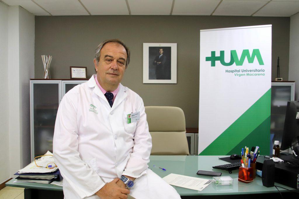 Miguel Ángel Colmenero - Director Gerente del HUVM