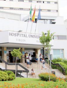 entrada Hospital Macarena