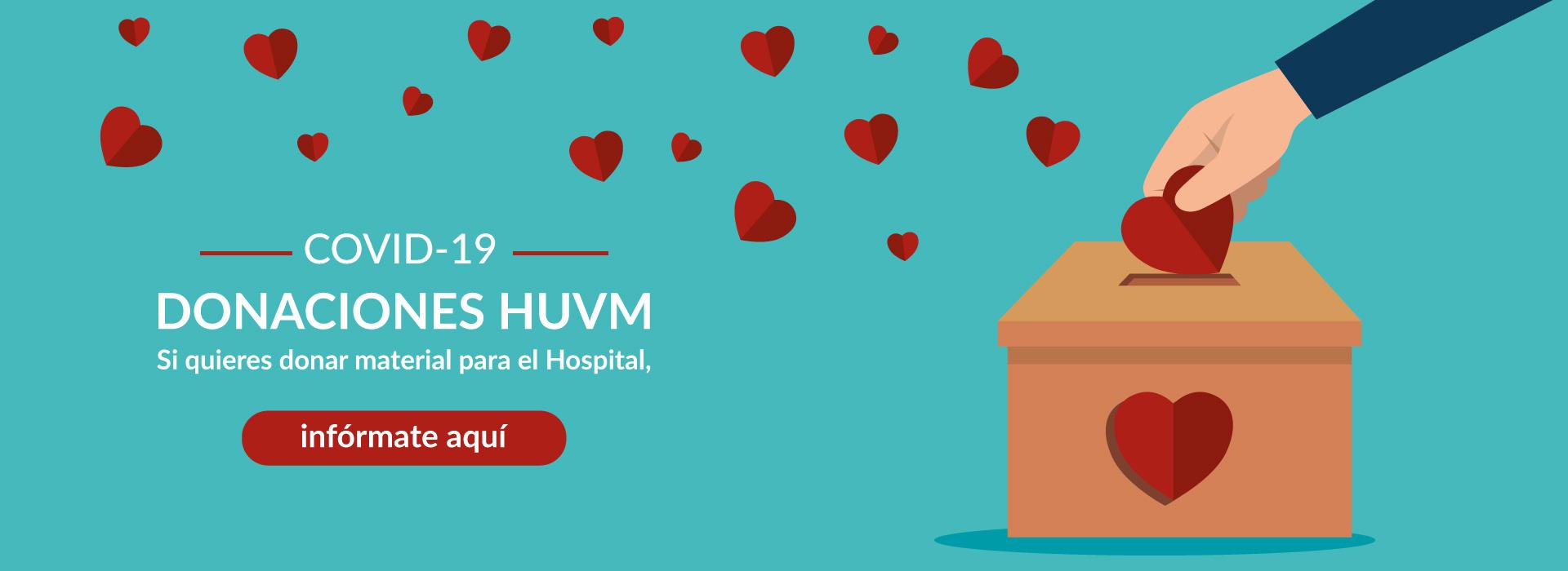 Donaciones-HUVM-COVID-19