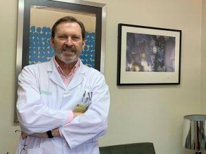 foto de archivo del doctor Álvaro Pacual