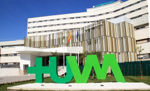 nueva fachada HUVM