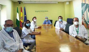 Componentes de la Comisión de Asma del Hospital Virgen Macarena