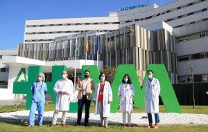 Acto Día Mundial del Asma