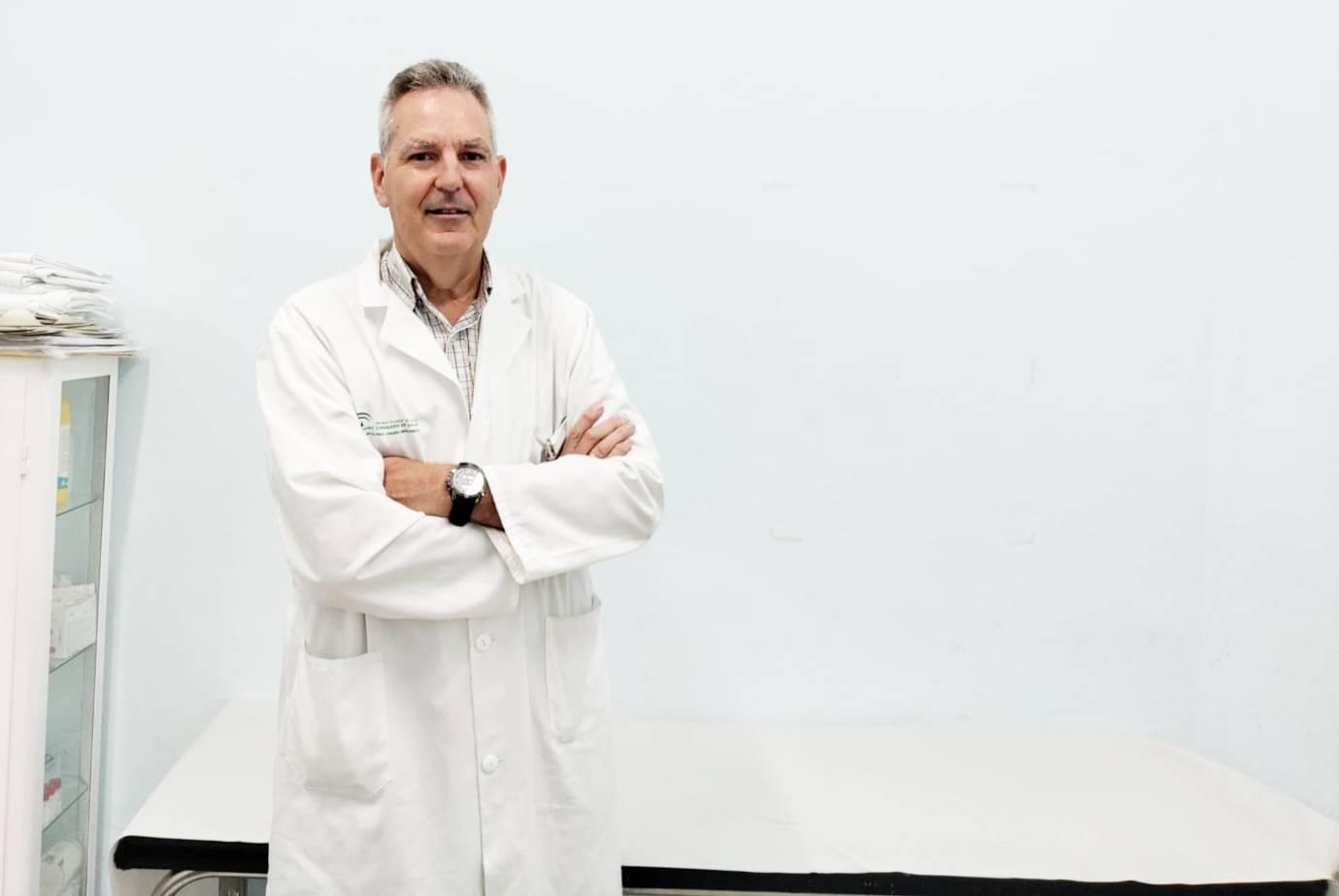 doctor Francisco Javier Toyos, responsable de la consulta monográfica de Enfermedades Autoinmunes Sistémicas